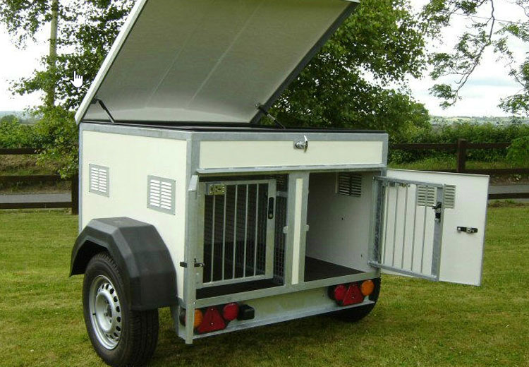 Dog Trailers Alpha Dog Trailers